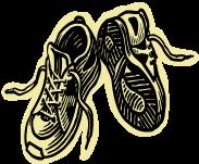 souliers article marche